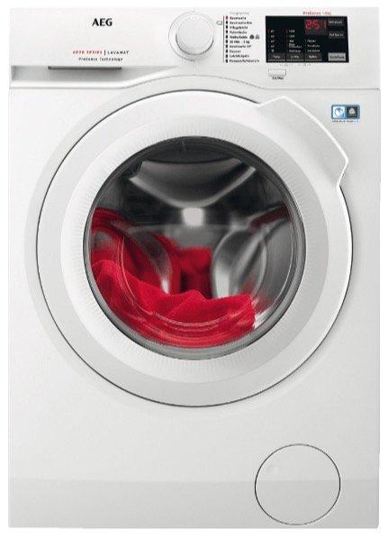 AEG L6FB50480 Waschmaschine mit 8kg Trommel, 1400UpM, A+++ für 333€ mit Versand