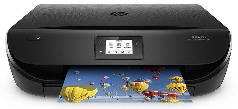 HP Envy 4525 Multifunktionsdrucker (Airprint + Duplex) für 55,55€ inkl. Versand