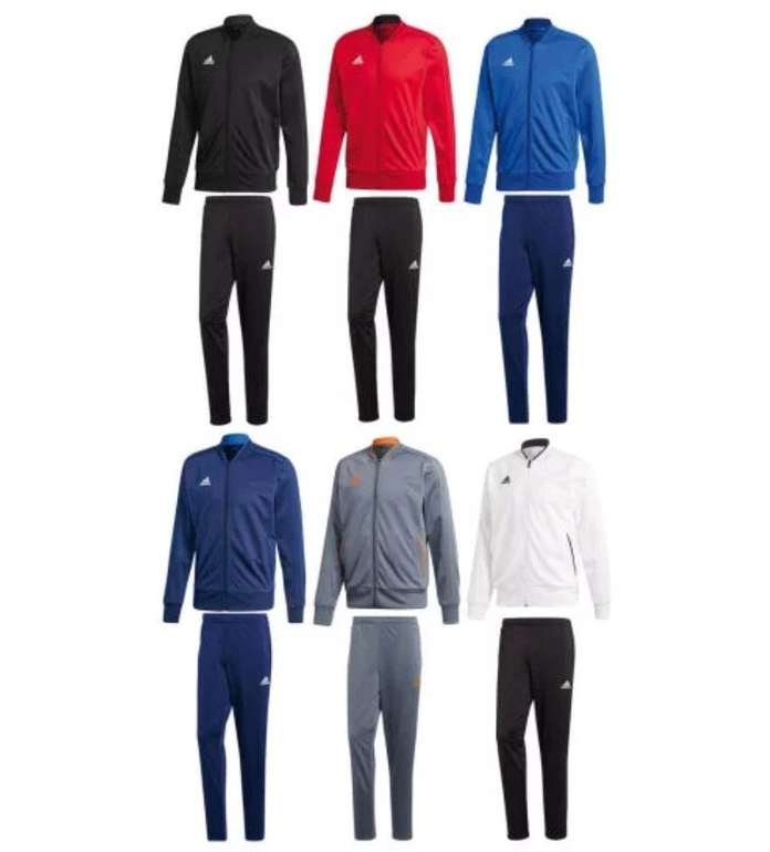 """2-tlg. Adidas Trainingsanzug """"Condivo 18"""" in verschiedenen Farben für je 37,95€ (statt 46€)"""