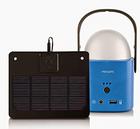 Philips LifeLight Solar Laterne mit 3 Lichtstufen für 7,89€ (statt 10€)