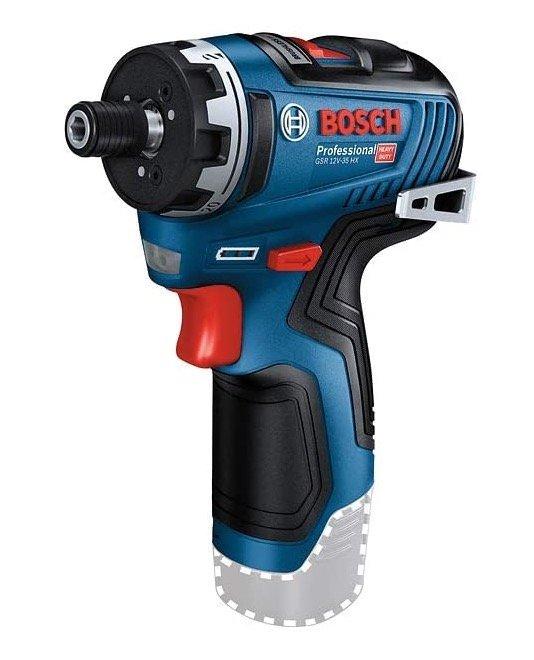 "Bosch Professional 12V Akku Bohrschrauber ""GSR 12V-35 HX"" für 80,10€ (statt 97€)"