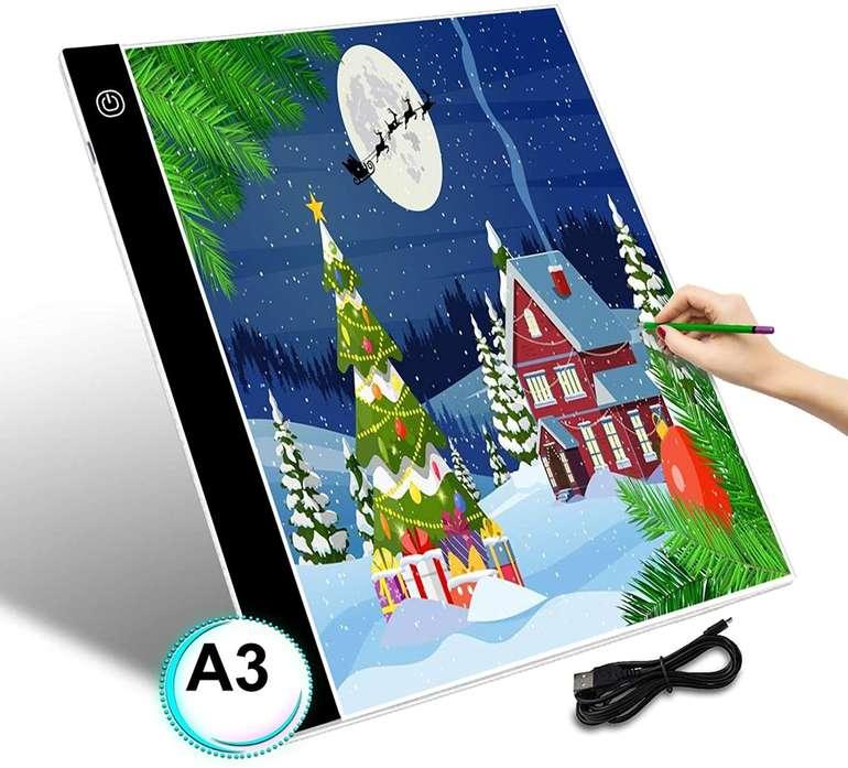 Gemitto A3 LED Light Pad Zeichenbrett für 24,59€ inkl. Versand (statt 39€)