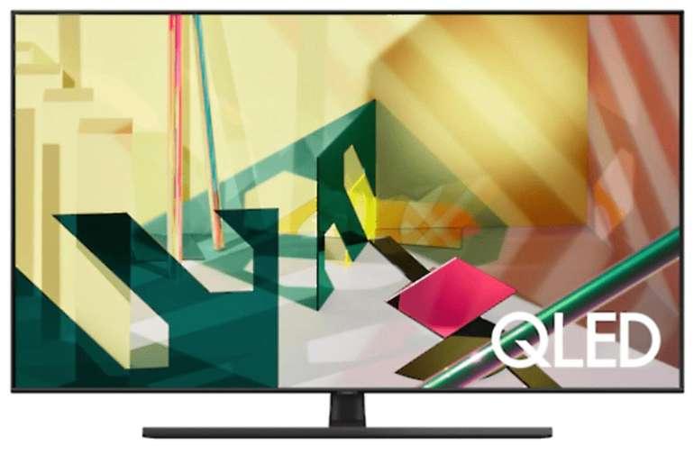 "65"" Samsung GQ65Q70TGT QLED TV + 43"" Samsung GU43TU7199UXZG LED TV für 1367,63€ (statt 1675€)"