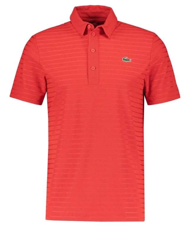 Lacoste Sport Herren Poloshirt Regular Fit für 44,21€ inkl. Versand (statt 60€)