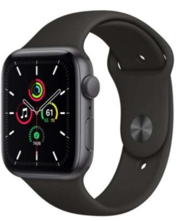Bis 16 Uhr: eBay Cyber Friday: bis zu 50€ Rabatt auf Technik – z.B. Apple Watch SE (44mm, GPS) für 259€