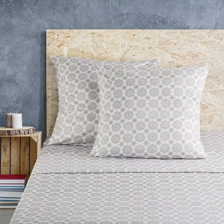 Bedsure Spannbettlaken + 2 Kissenbezüge / Bettlaken ab 9,59€ inkl. VSK