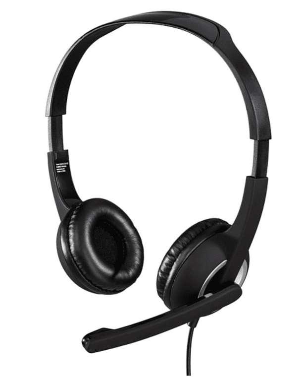 Hama Essential HS 300 PC-Headset für 11,04€inkl. Versand (statt 17€)