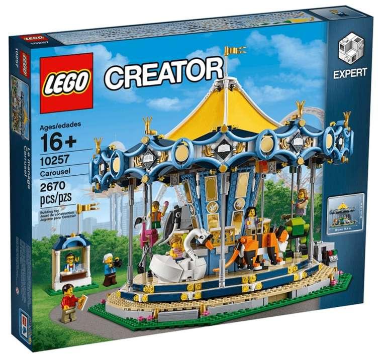 Lego Creator - Karussell (10257) für 139€ inkl. Versand (statt 160€)