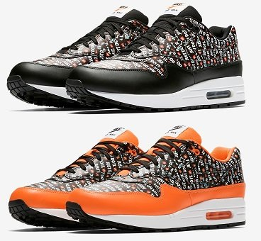 Nike Air Max 1 Premium Herren Sneaker für 78,38€ inkl. VSK…