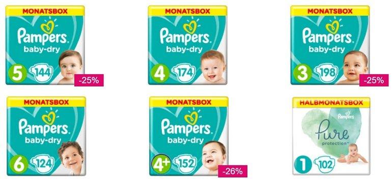 babymarkt Pampers 2