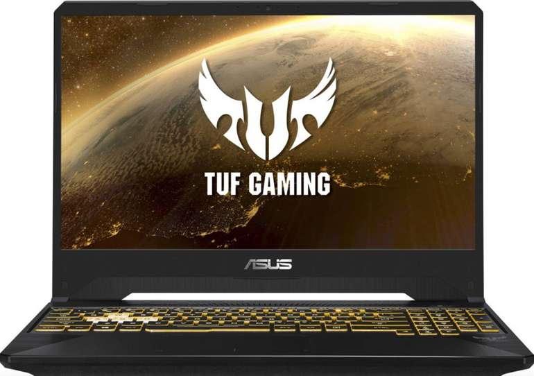 Asus FX505D – 15,6 Zoll Gaming Notebook (Ryzen 5 + 512GB SSD) für 575€ (statt 648€)