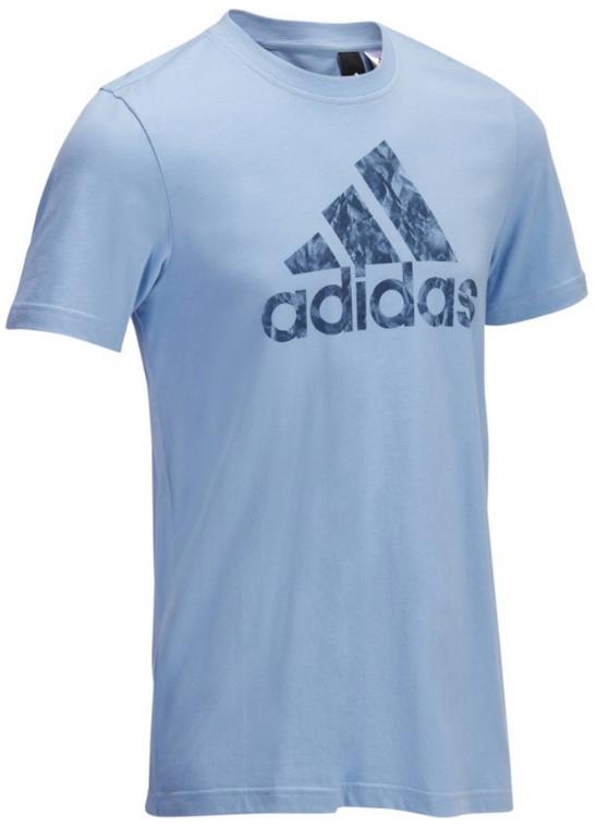 Adidas Herren T-Shirt 100% Baumwolle ab 9,99€ (statt 19€)