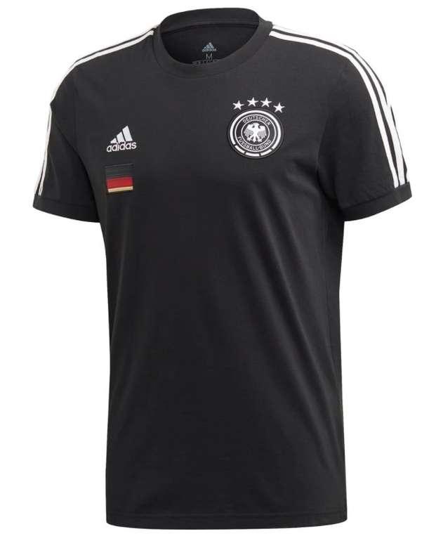 Adidas DFB 3S Herren Fanshirt für 18,99€ inkl. Versand (statt 22€) - Club + Newsletter Gutschein!