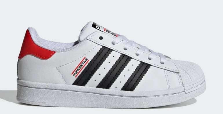 adidas Superstar Run-DMC Kinder Schuh für 38,64€ inkl. Versand (statt 65€)