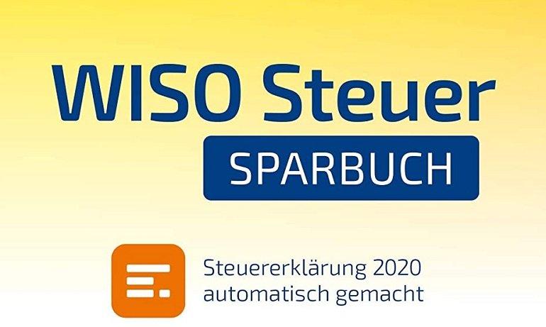 WISO Steuer Sparbuch 2021 als Download (für das Steuerjahr…