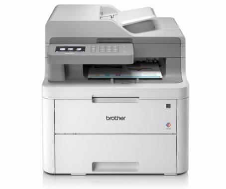 Brother DCP-L3550CDW Farblaser-Multifunktionsgerät für 238,89€ + 30€ Cashback
