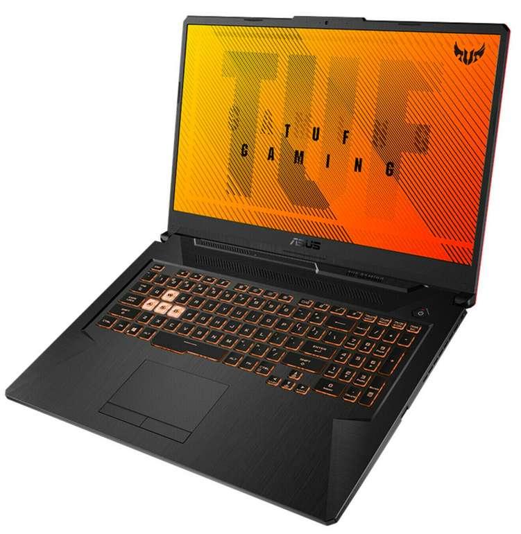 "Asus TUF Gaming A17 - 17,3"" Gaming Notebook (Ryzen 5, 8GB RAM, 512GB SSD, GTX 1660 Ti) je 876,35€"