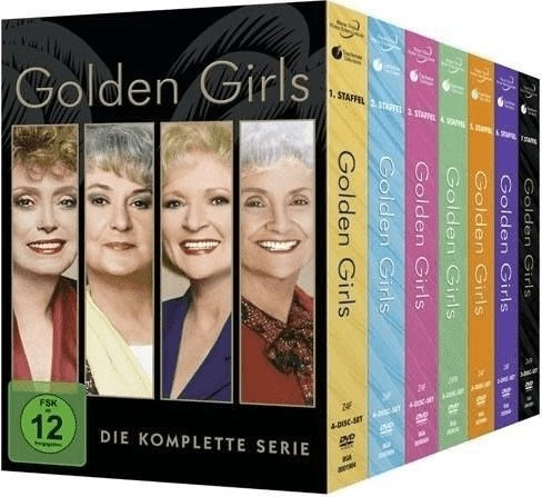 Golden Girls Komplettbox - Staffel 1-7 (DVD) für 35,97€ inkl. Versand (statt 49€)