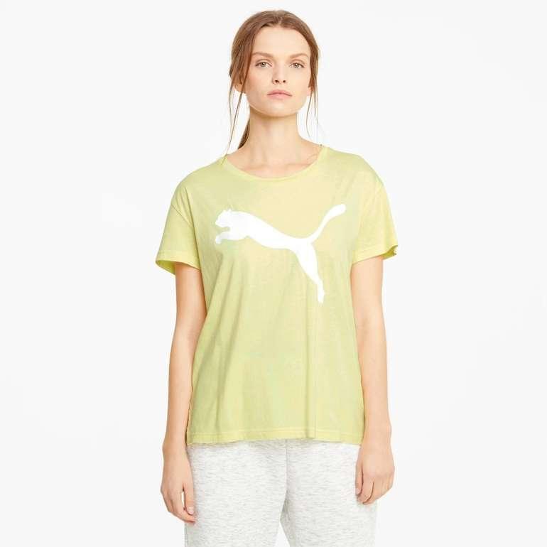 Puma RTG Damen T-Shirt mit Logoprint für 13,09€ inkl. Versand (statt 17€)
