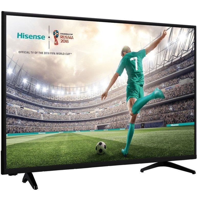 """Hisense H43AE5500 - 43"""" LED Fernseher (Full HD, Smart TV, Triple Tuner) für 199€ inkl. VSK"""
