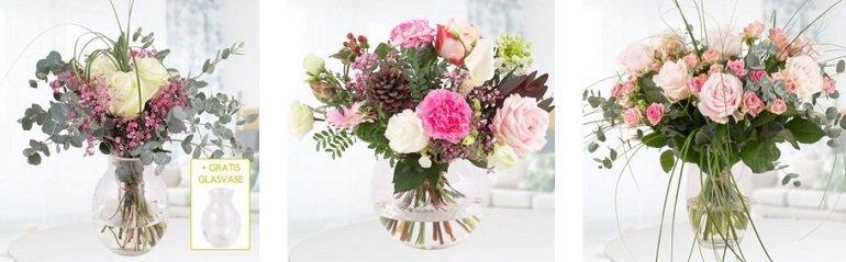 Blumenshop.de versandkostenfreie Lieferung