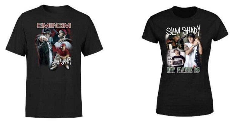 Eminem Bundle Tasche & T-Shirt 2