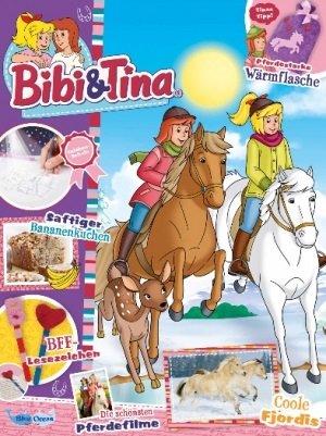 Bibi & Tina Jahresabo mit 9 Ausgaben für 37,80€ + 35€ BestChoice Gutschein