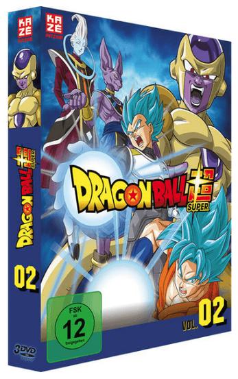 Media Markt: 3 für 2 Animes (DVD und BluRay), One Piece, Dragon Ball Z uvm.
