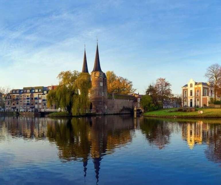 Delft, Südholland: Ab 1 Übernachtung im 4* Hampshire Hotel Delft inkl. Frühstück ab 39 € pro Person