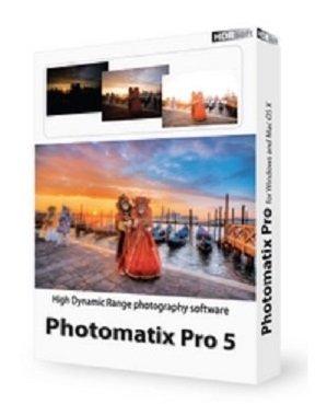 Photomatix Pro 5 HDR für Windows/Mac kostenlos herunterladen