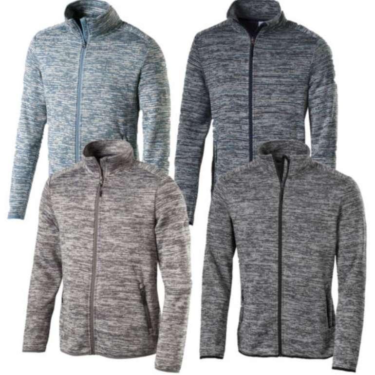McKinley Inka - Herren Fleece-Jacken für je 19,99€ inkl. Versand (statt 46€)