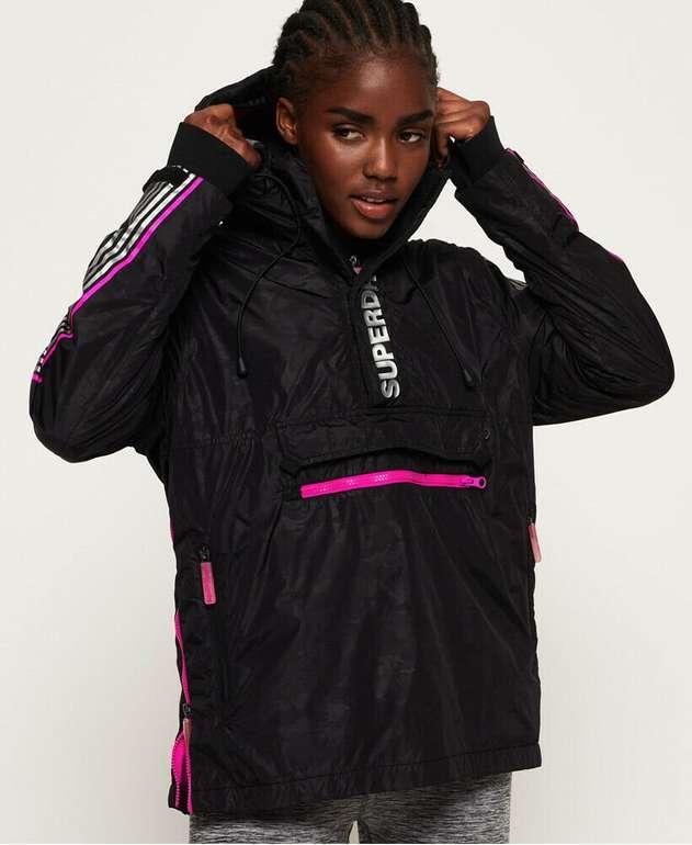 Superdry Sport Damen Windjacke Cagoule für 28€ inkl. Versand (statt 64€)
