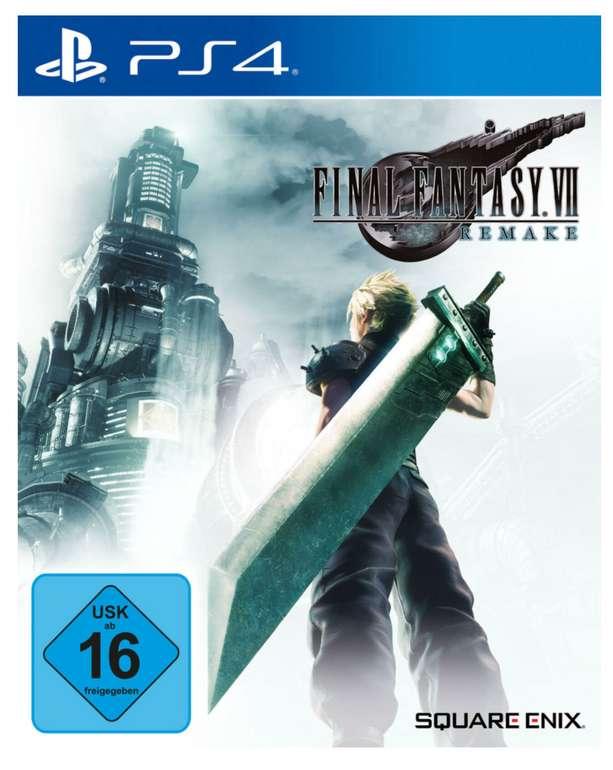 Final Fantasy VII Remake (Playstation 4) für 27,99€ inkl. Versand (statt 33€)