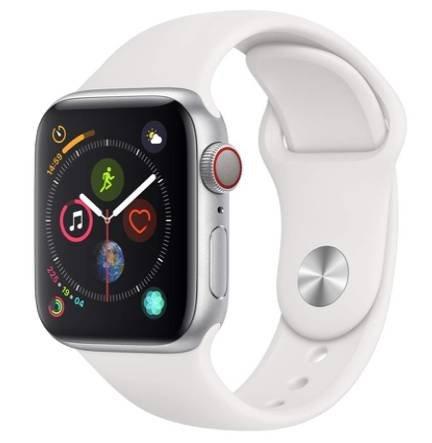 Apple Watch Series 4 LTE 40mm mit Sportarmband für 402,99€ (statt 457€)
