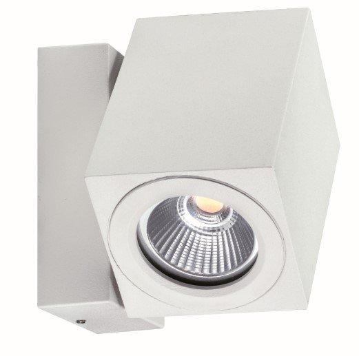 Paulmann Cube Flame (LED, Aluminium/Weiß, 7W) für 27,70€ inkl. Versand (statt 36€)