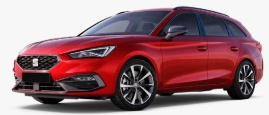 Privatleasing: Seat Leon Kombi 1.4 e-Hybrid (204 PS) für 139€ mtl. + Servicepaket - LF: 0.38