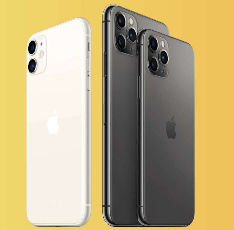 Apple iPhone 11 Deals bei Sparhandy - z.B. iPhone 11 Pro 64GB + o2 free Unlimited für 59,99€ mtl.
