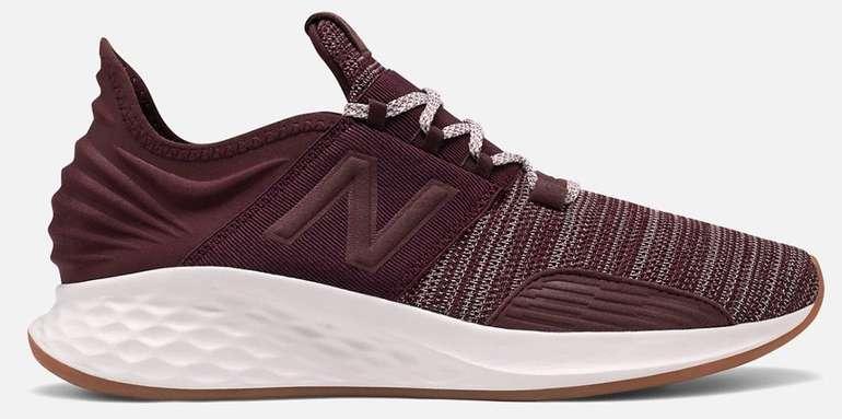 New Balance Fresh Foam Roav Knit Henna with Summer Fog Herren Sneaker für 50€ (statt 76€)