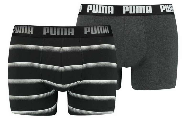 """Puma Herren Boxershorts """"Gradient Stripe"""" (2 Farben) für 9,82€ inkl. Versand (statt 17€)"""