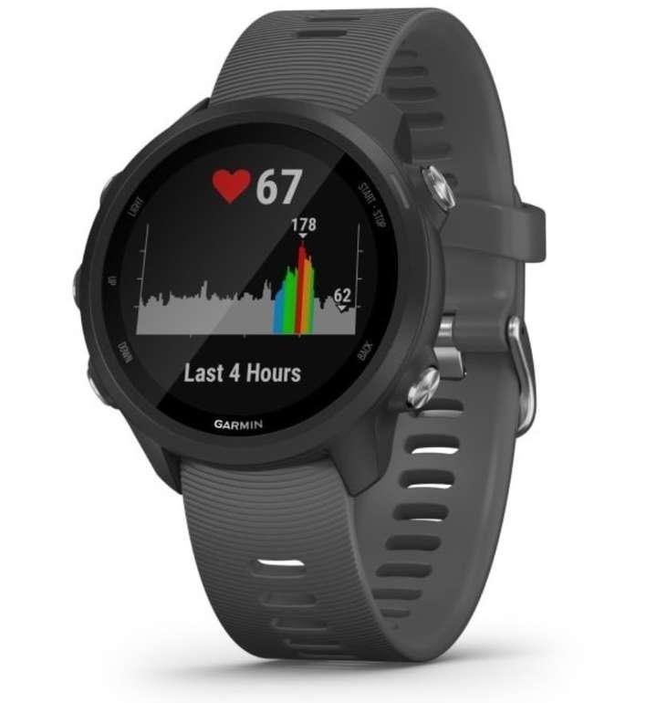 Amazon Prime Day: Garmin Forerunner 245 – GPS-Laufuhr mit individuellen Trainingsplänen für 156,93€ (statt 197€)