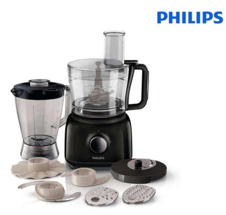 Philips HR7628/90 Daily Collection Küchenmaschine mit viel Zubehör für 45,90€