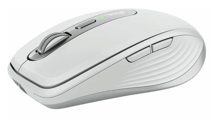 Logitech MX Anywhere 3 Maus in weiß für 54,90€inkl. Versand (statt 71€)