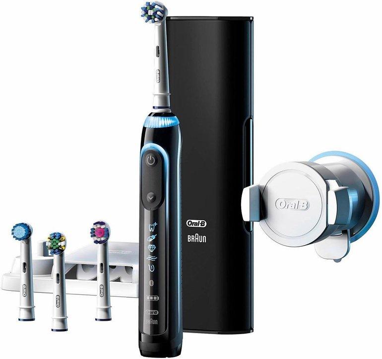 Oral-B Genius 9000 Elektrische Zahnbürste in schwarz für je 79,90€ inkl. Versand