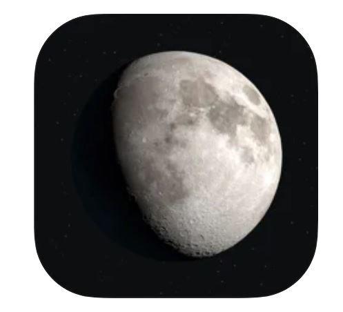 LunarSight - Mondphasen App im App Store Gratis downloaden! (statt 3,49€)