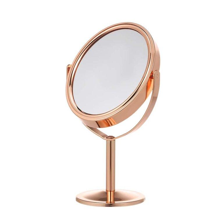 Anself Kosmetikspiegel 180° schwenkbar für 4,94€ inkl. VSK