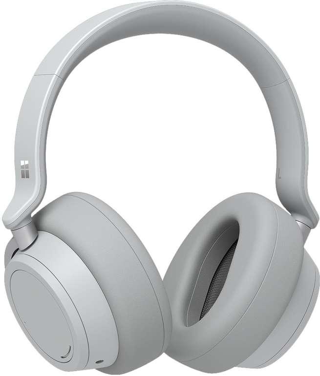 Microsoft Surface Headphones (mit Noice-Cancelling) für 135,90€ inkl. Versand (statt 179€)