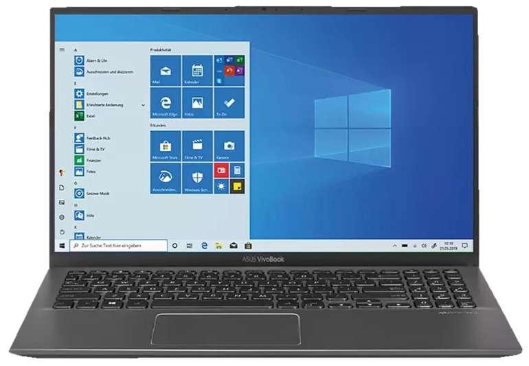"Asus VivoBook S15 (S512JA-EJ745T) - 15,6"" Notebook (i3, 8GB RAM, 512GB SSD, UHD Grafik) für 388,95€"