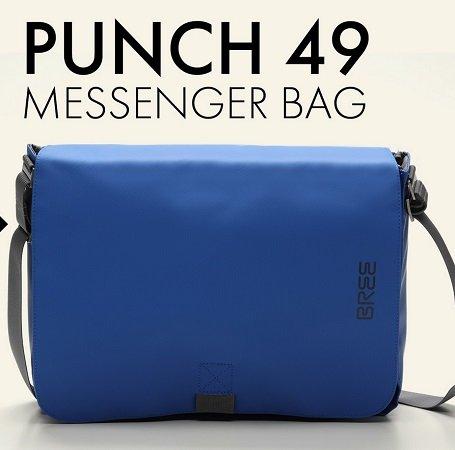 Bree One Day Angebote z.B. Punch 49 Messenger Bag für 39,49€ (statt 81€)
