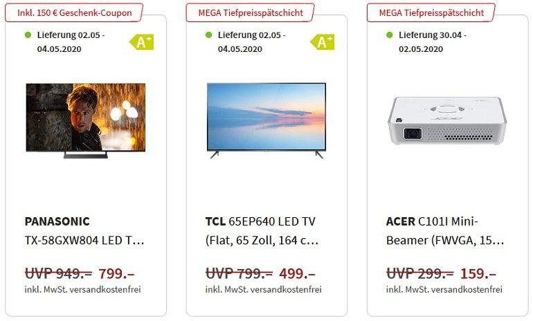 Media Markt Mega Tiefpreisspätschicht 3