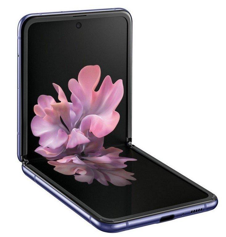 Samsung Galaxy Z Flip (99€) + 26GB Vodafone LTE Flat für 44,99€ mtl.